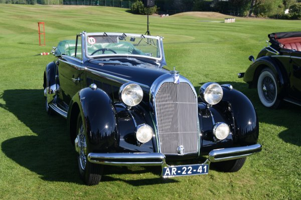 Talbot Lago T120 1939