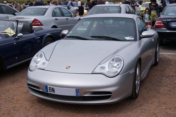 Porsche 996 Carrera 2001