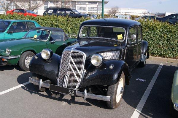 Citroën Traction 11B 1952