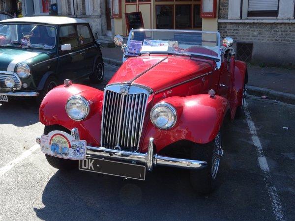 MG TF 1500 1954