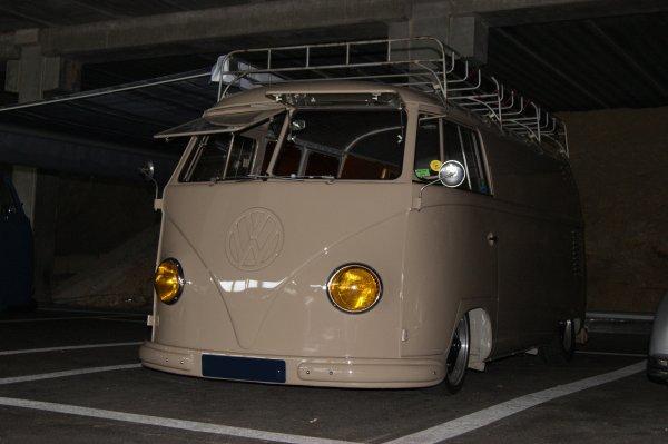 Volkswagen Transporter T1 1956