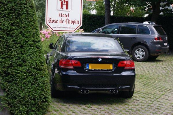 BMW M3 E93 2008