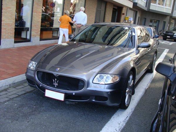 Maserati Quattroporte Sport GT 2007