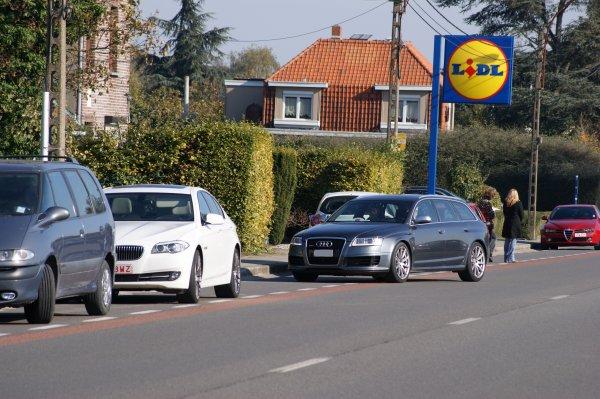 Audi RS6 C6 2007
