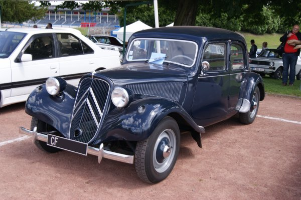 Citroën Traction 11 BL 1952