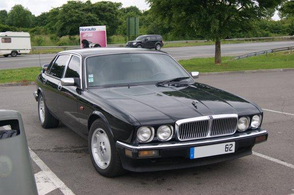 Jaguar XJ6 XJ40 1989
