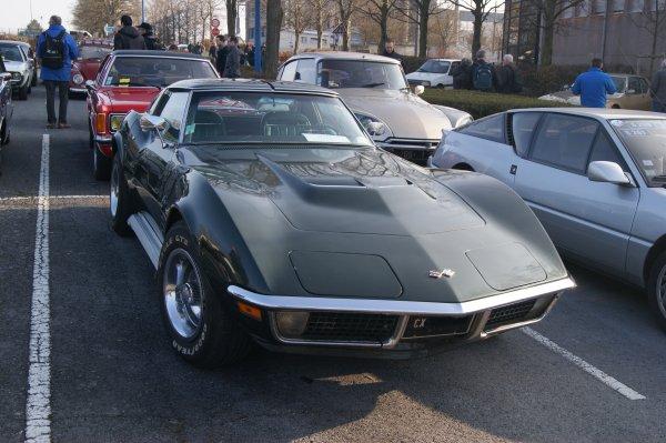 Chevrolet Corvette C3 1970