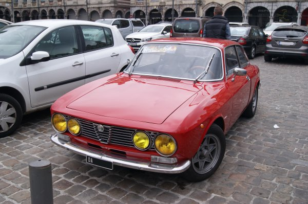 Alfa Romeo Giulia GTV 2000 1971