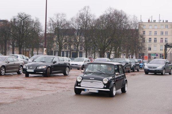 Mini MK IV 1984