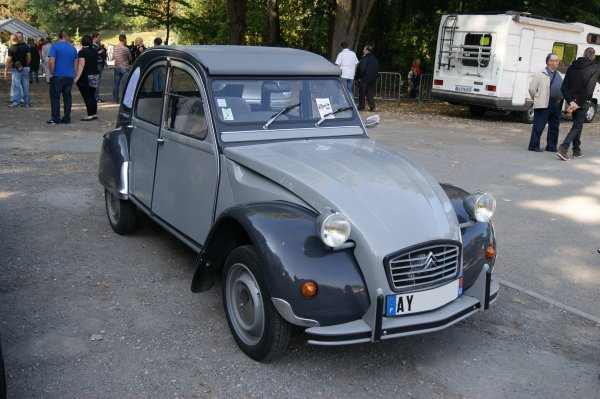 Citroën 2 CV 6 Charleston 1984