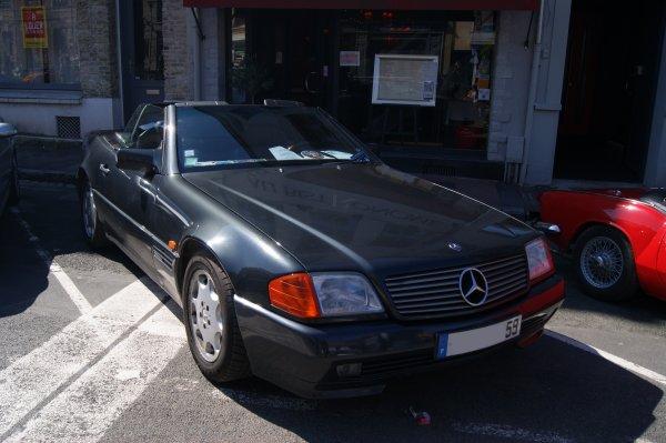 Mercedes SL 500 R129 1989