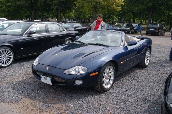 Jaguar XKR X100 2000