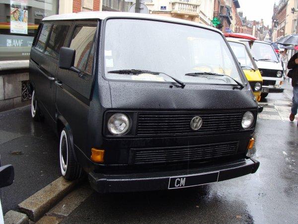 Volkswagen Transporter T3 Combi 1982