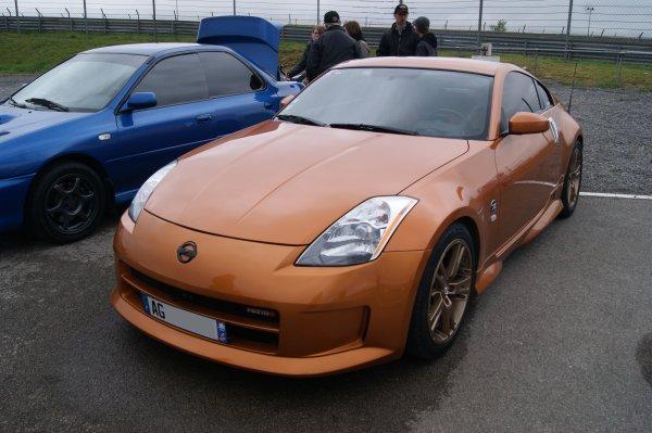 Nissan 350 Z Z33 2003