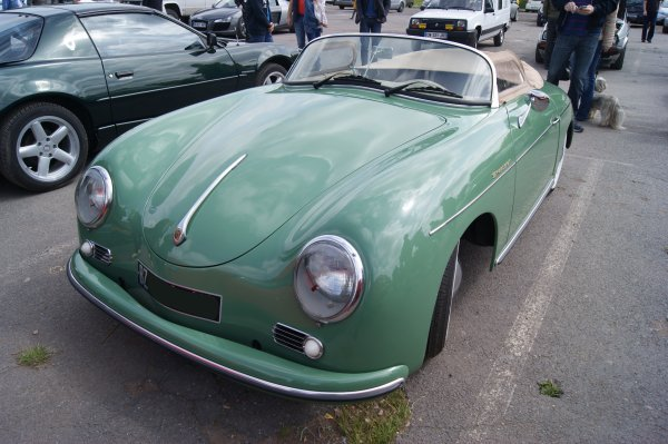 Porsche 356 AT1 Speedster 1957