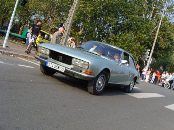 Peugeot 504 Coupé 1974