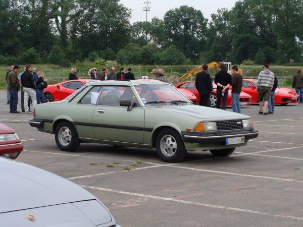 Mazda 626 1982