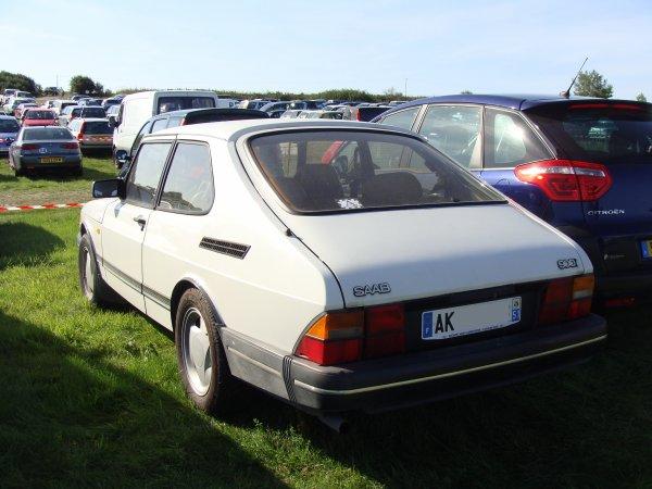 Saab 900i 1988