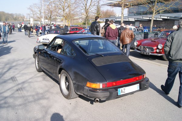 Porsche 911 Carrera 1986