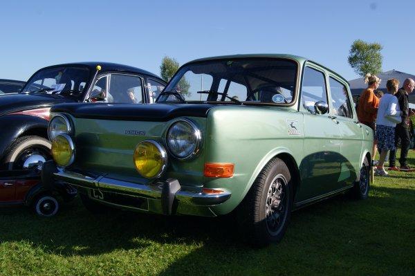 Simca 1000 Rallye 1 1975