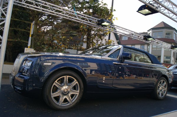 Rolls Royce Drophead Coupe 2012