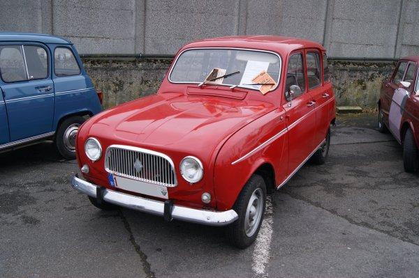 Renault 4 L 1962
