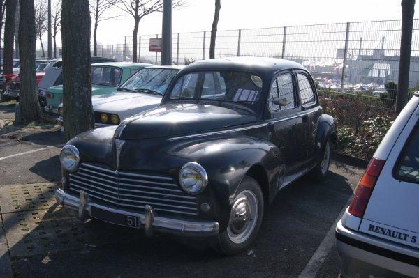 Peugeot 203 1956