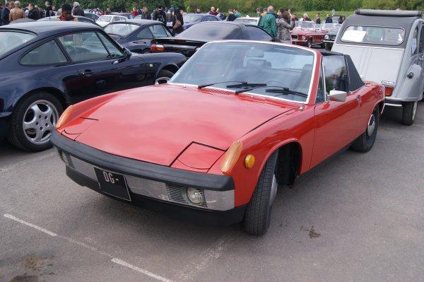 Porsche 914 2.0 1972