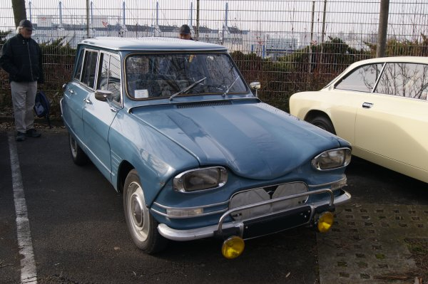 Citroën Ami 6 Break 1967