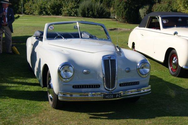 Lancia Aprilia Farina 1949
