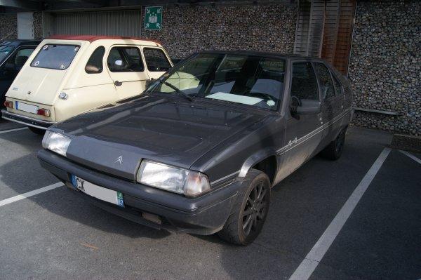 Citroën BX GTI 4X4 1989