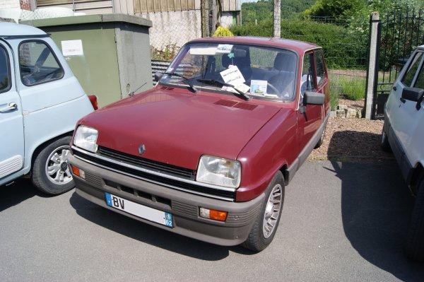 Renault 5 TS 1982