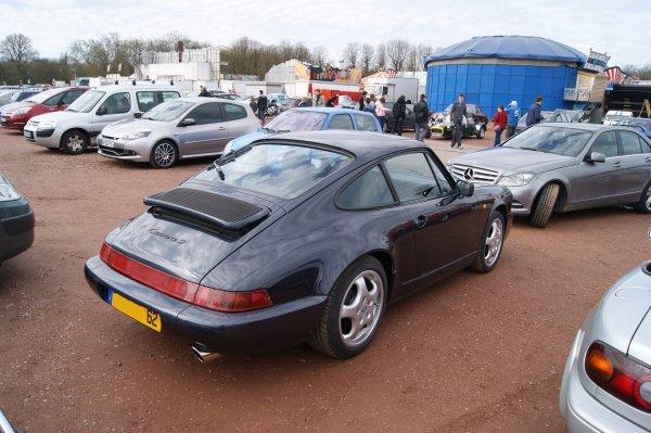 Porsche 964 Carrera 2 1989