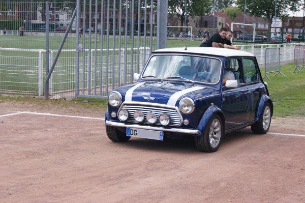 Mini Cooper S 1997