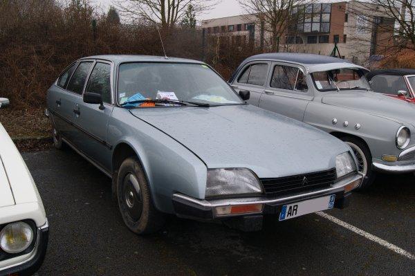 Citroën CX 20 TRE 1982