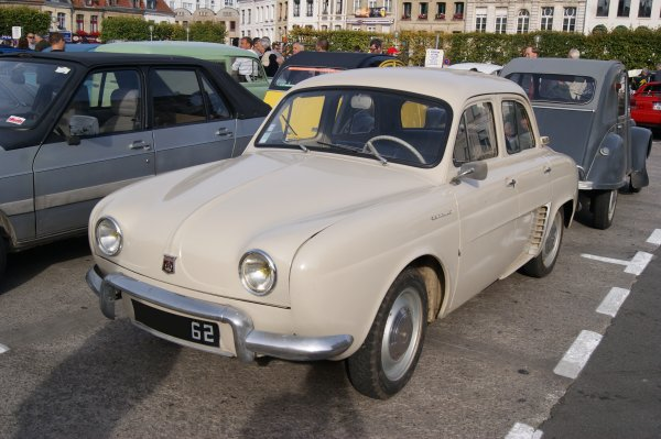Renault Dauphine R1090 1959