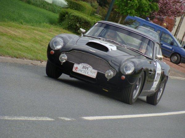 Aston Martin DB4 GT 1959