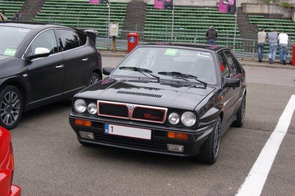 Lancia Delta HF Integrale 1987