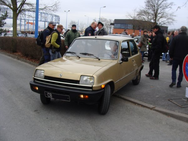 """Renault 5 GTL """"Quebec"""" 1978"""