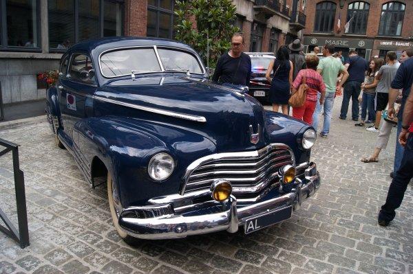 Chevrolet Fleetline 1946