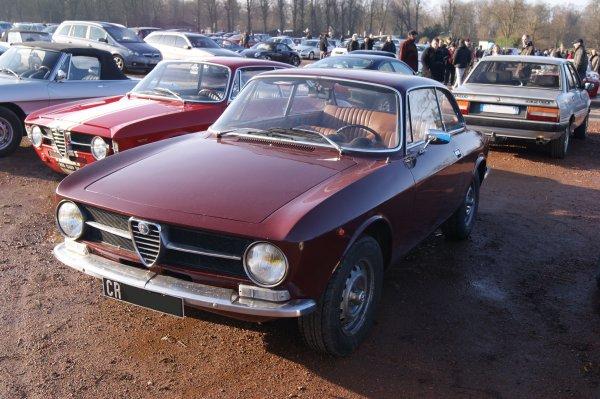 Alfa Romeo Giulia GT Junior 1970