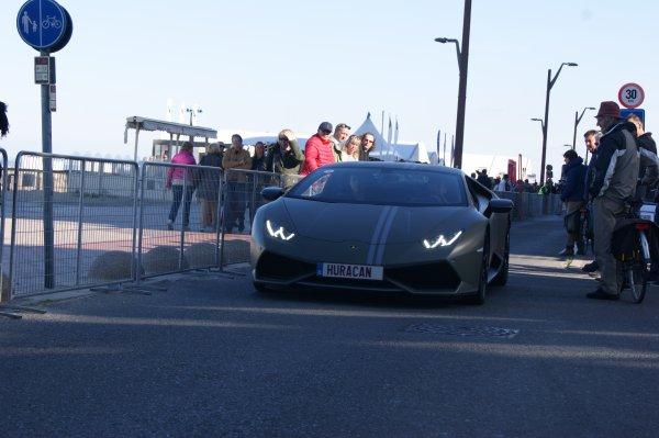 Lamborghini Huracan LP-610 2014
