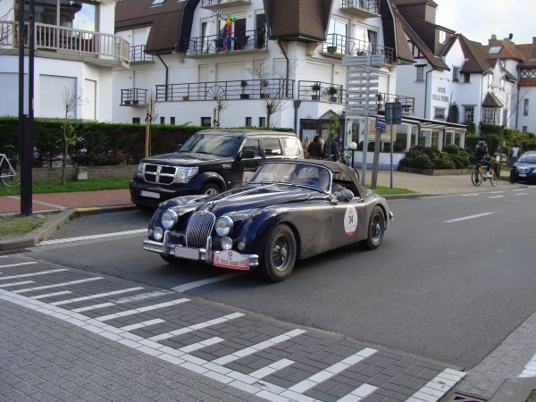 Jaguar XK 150 1958