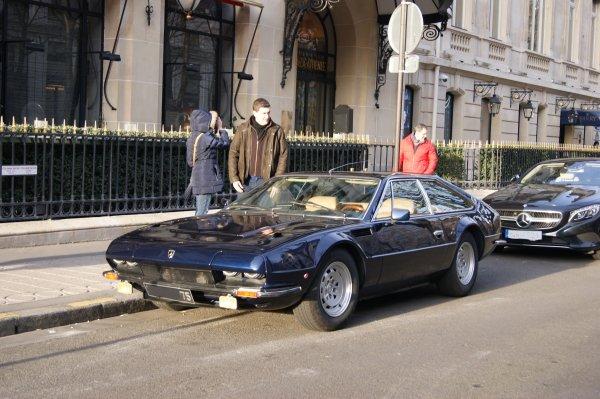 Lamborghini Jarama S 1972