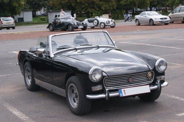 MG Midget MK IV 1971