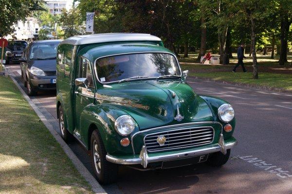 Morris Minor Van 1968