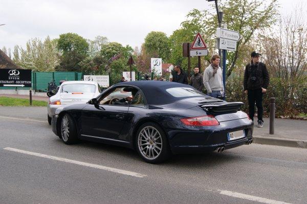 Porsche 997 Carrera S 2005