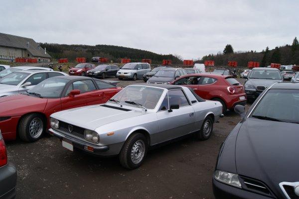 Lancia Beta Spider 1975