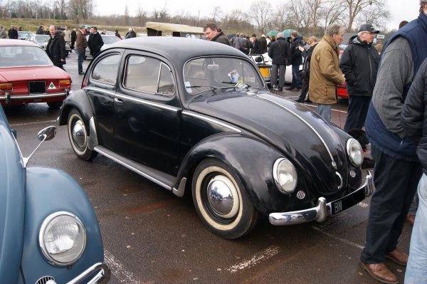 Volkswagen Coccinelle 1952