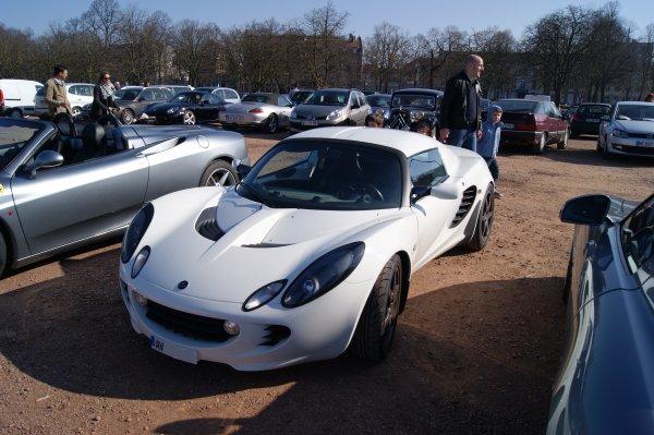 Lotus Elise S1 2001